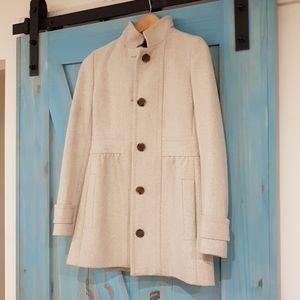 J. Crew pea coat size 0